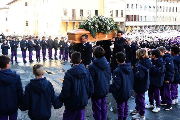 Davide Astori Beerdigung