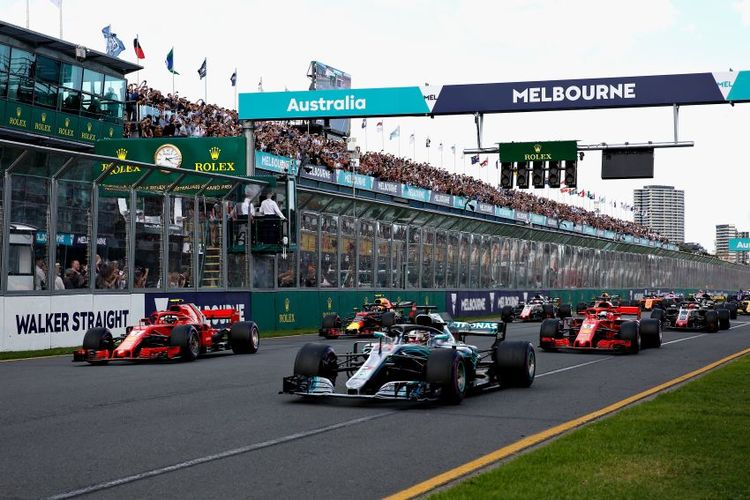 Formel 1, Australien, Grand Prix