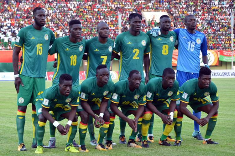 Nationalmannschaft Senegal
