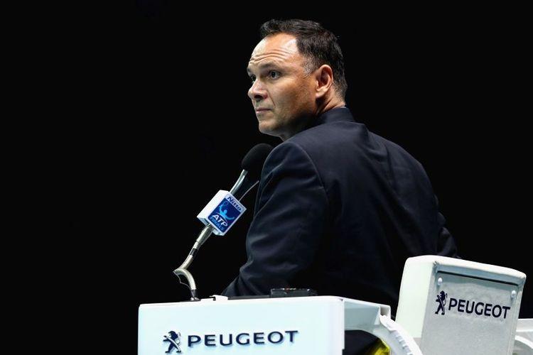 Tennis-Schiedsrichter Mohamed Lahyani