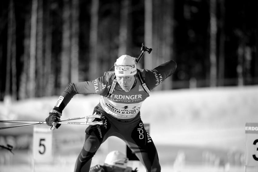 Biathlon Trainer Gestorben